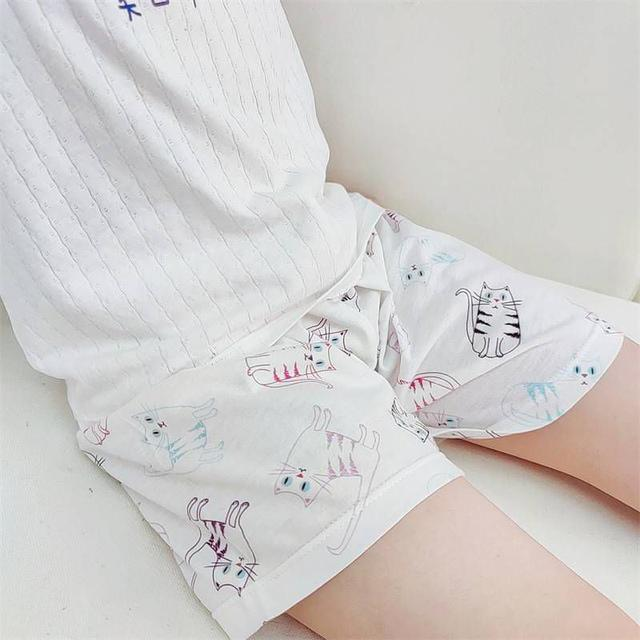 【現貨】兒童純棉居家短褲