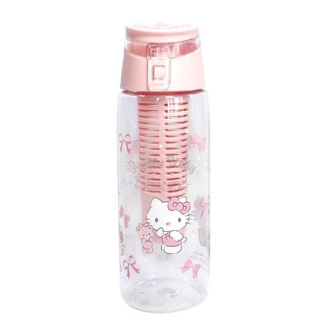 三麗鷗 Hello kitty 沁漾隨身瓶 700ml 水瓶 正版授權
