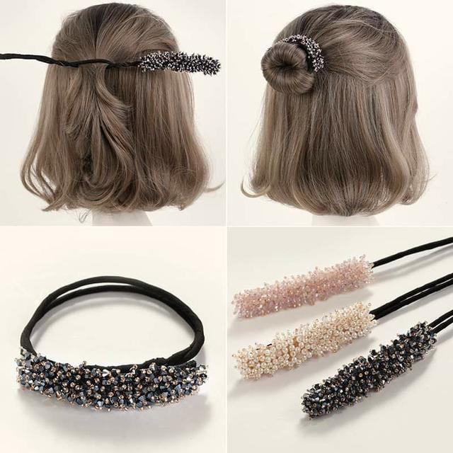 韓風盤髮器