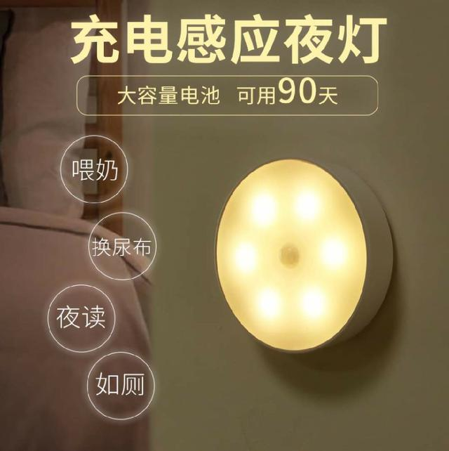 (預購s+) K012-人體LED智能感應燈
