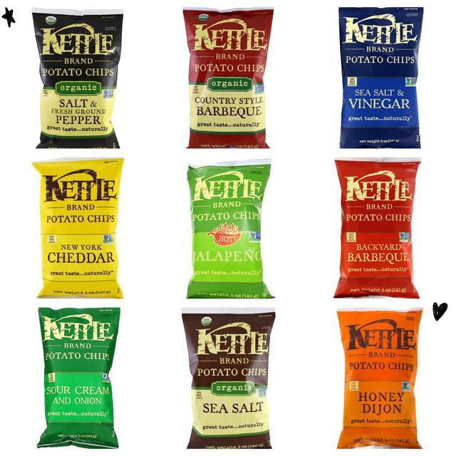 美國Kettle Foods洋芋片