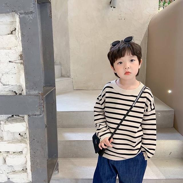 KD109-5 韓版休閒慵懶針織衣