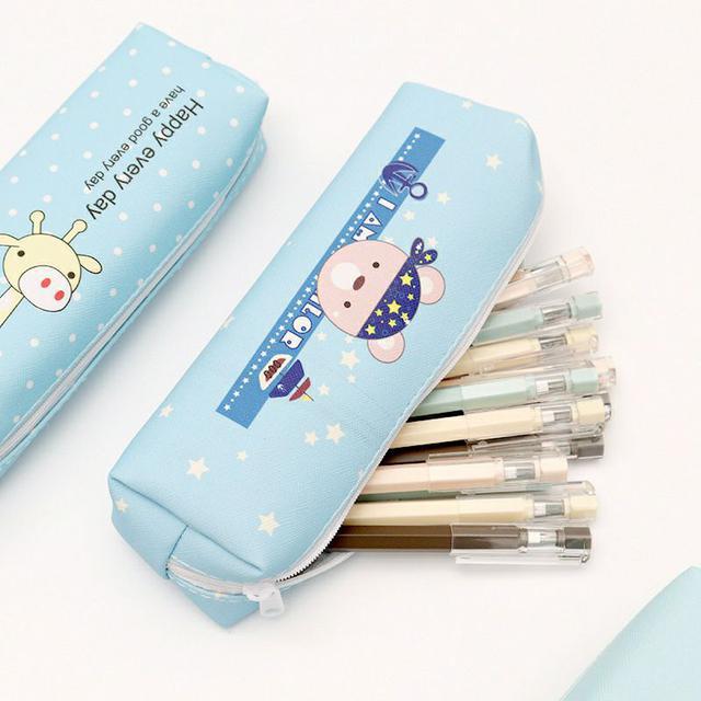 【現貨】可愛韓國幼兒筆袋【愷富批發】2個起批