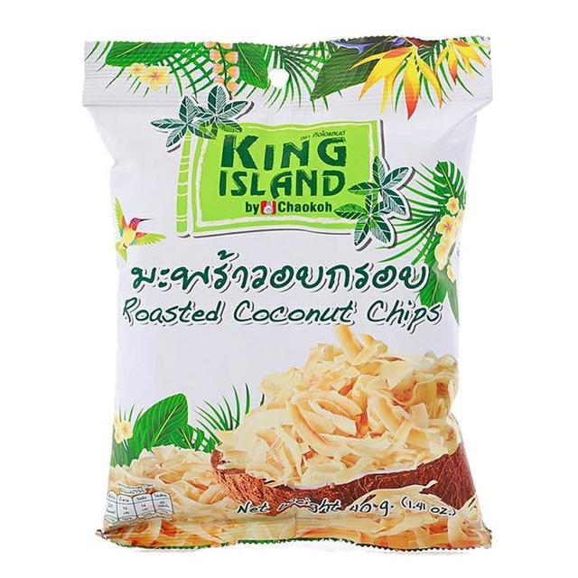 國王島 泰國 椰子脆片