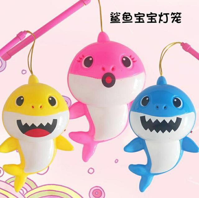 鯊魚寶寶燈籠