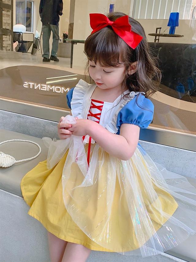 70109 白雪公主裙