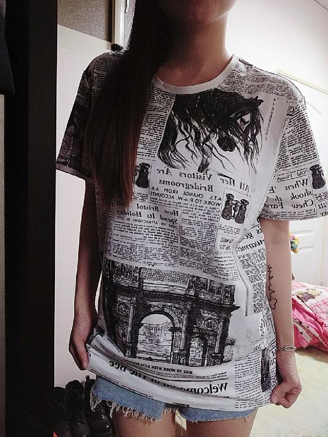 🔥潮流T恤🔥