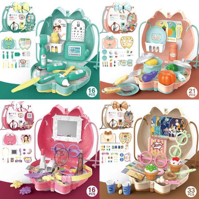 #嬰幼童玩具 攜帶型禮盒玩具組