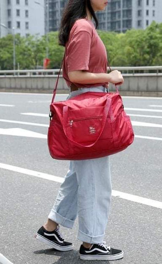 (預購S) P185 - 大容量加厚行李拉箱收納袋