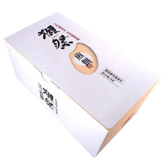 日本獺祭山田錦純米仙貝-30枚入/盒