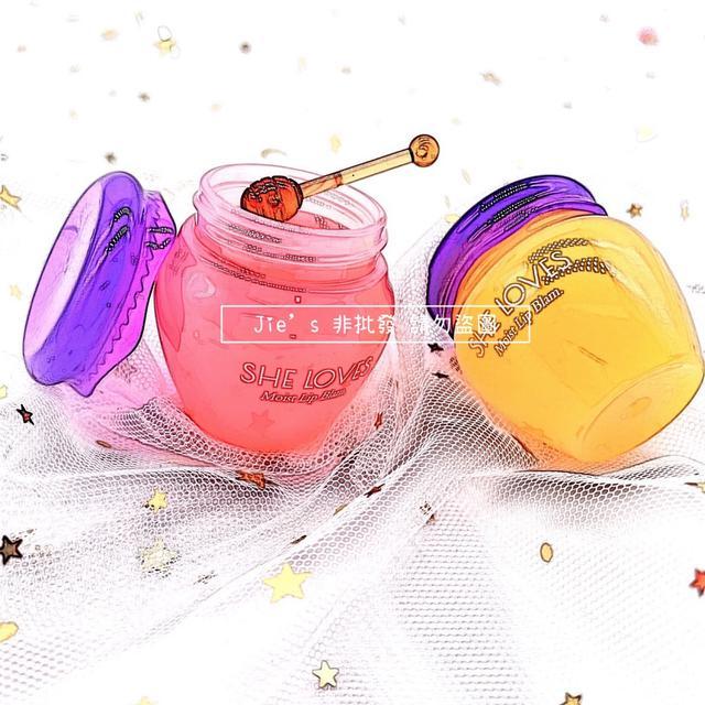 預購 熱賣 蜂蜜罐🍯潤唇膏