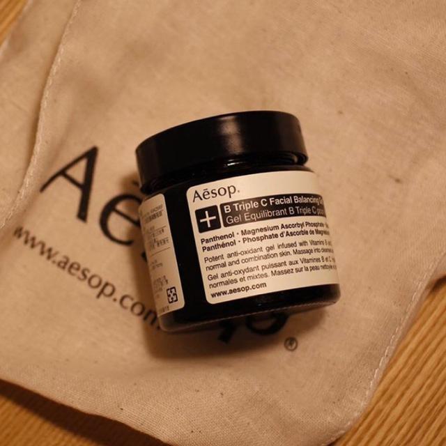 Aesop 肌膚調理凝露
