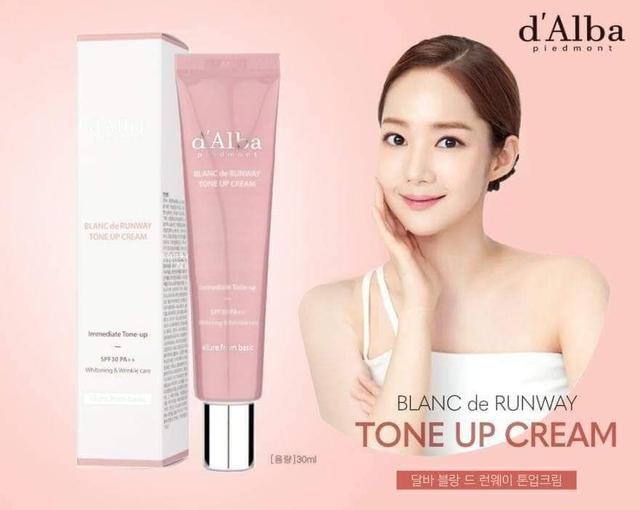預購  韓國新品 D'Alba 空姐 松露隔離霜 SPF30+++ 30ml