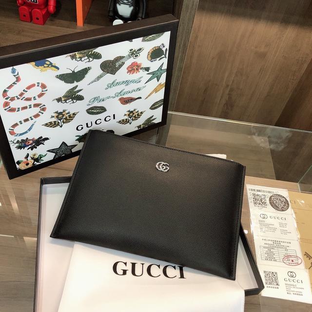 Gucci 古奇 🧳信封包💼 手拿包 原廠材質