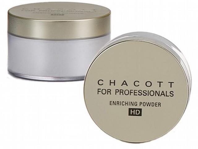 日本CHACOTT 高解析保濕蜜粉