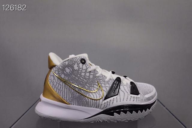 Nike Kyrie 7 歐文7代 白金