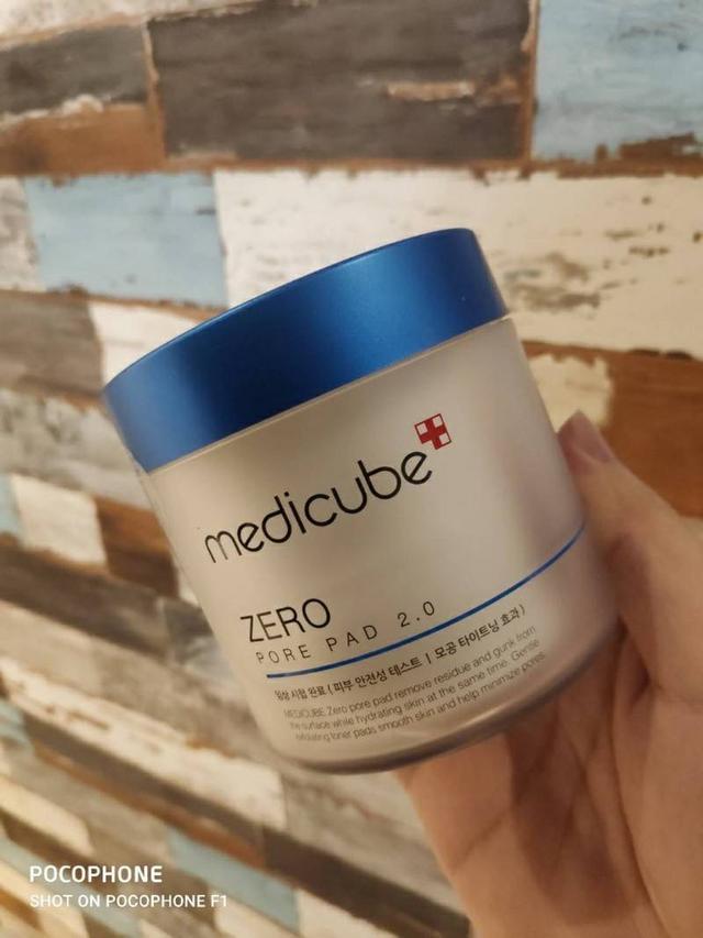 新版 韓國 Medicube zero 2.0去角質毛孔緊緻爽膚棉/清潔棉 70片一罐