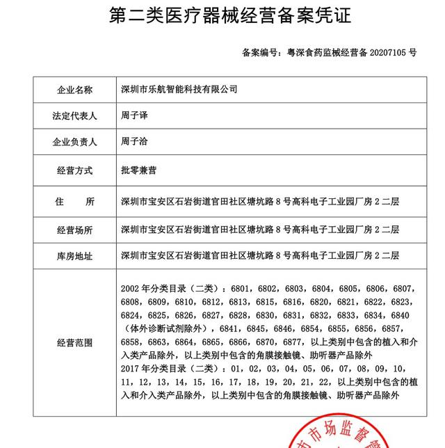 乐航-003型額溫槍 有CE/ FDA認證,外貿出口