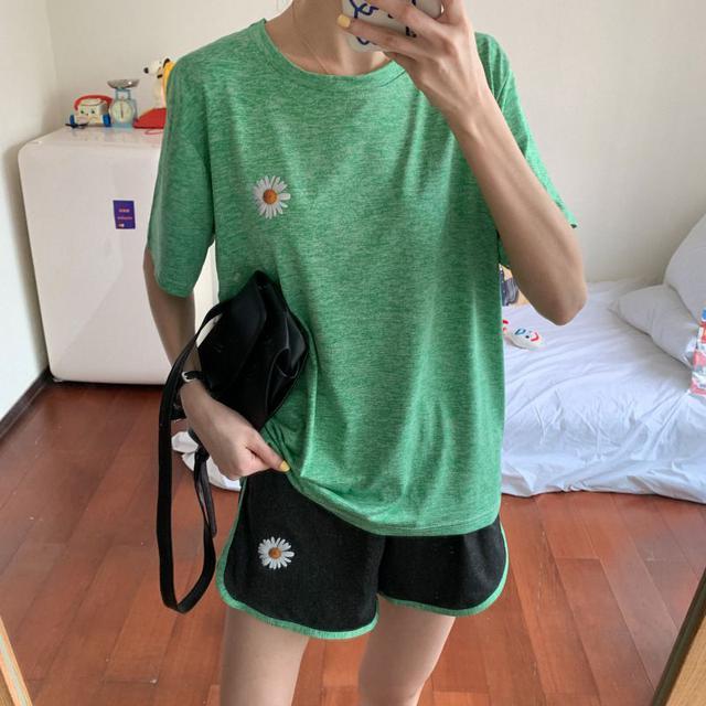 【預購】小雛菊休閒運動套裝