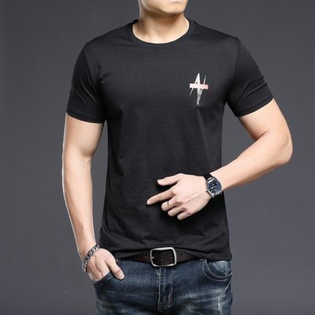 06 M-4XL 優質純棉短袖T恤(2色)