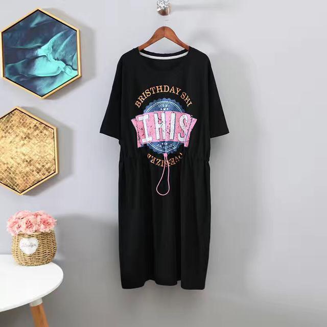 2021韓版潮流女T恤時尚寬松ins風