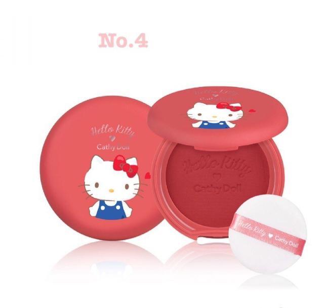 預購 泰國代購 - Hello Kitty聯名腮紅No4