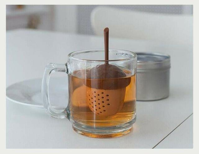 (預購S) G481 - 松果濾茶泡茶器