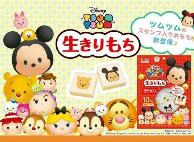 日本Iris 迪士尼麻糬 烤年糕 !!效期10月底