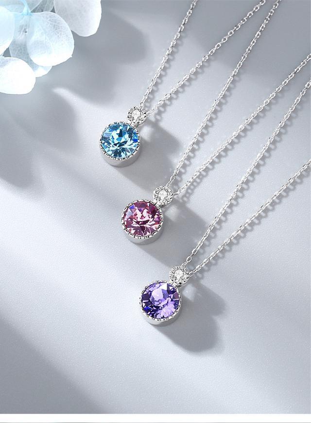 海洋之星S925純銀項鍊/飾品