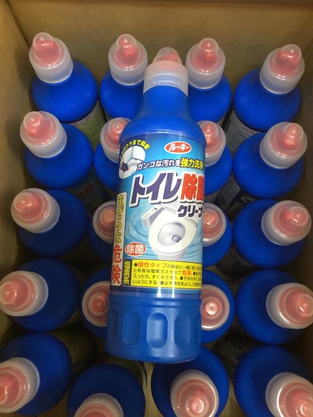 日本原裝進口馬桶清潔劑 500ml