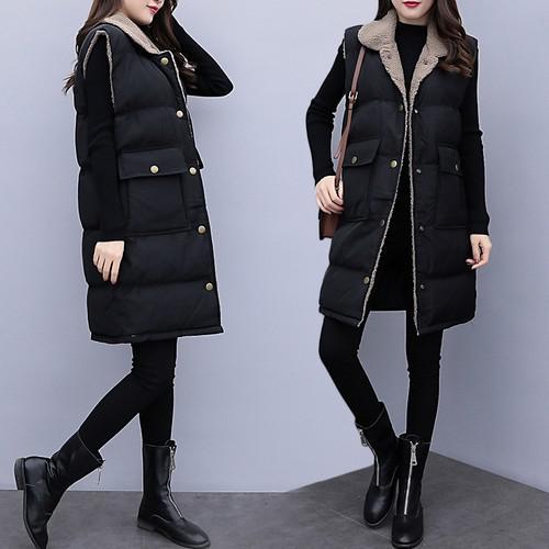 11 XL~5XL 大碼 加厚馬甲棉服外套