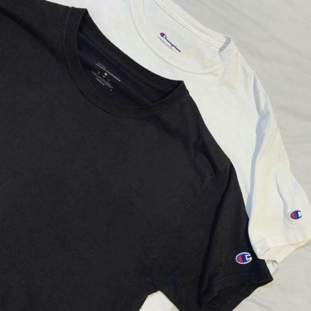 CHAMPION BASIC TEE T425 冠軍 美版 素面 短袖 純棉