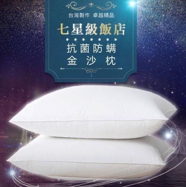 5秒回彈抗菌防蟎舒適型枕頭