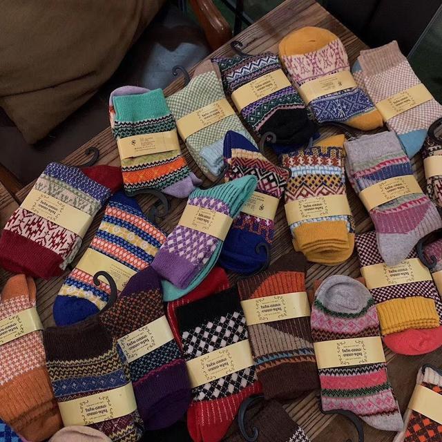 預購商品11/27結單  日本TUTU品牌外銷羊毛高筒襪