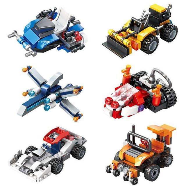 潘洛斯积木*益智积木玩具*组装玩具