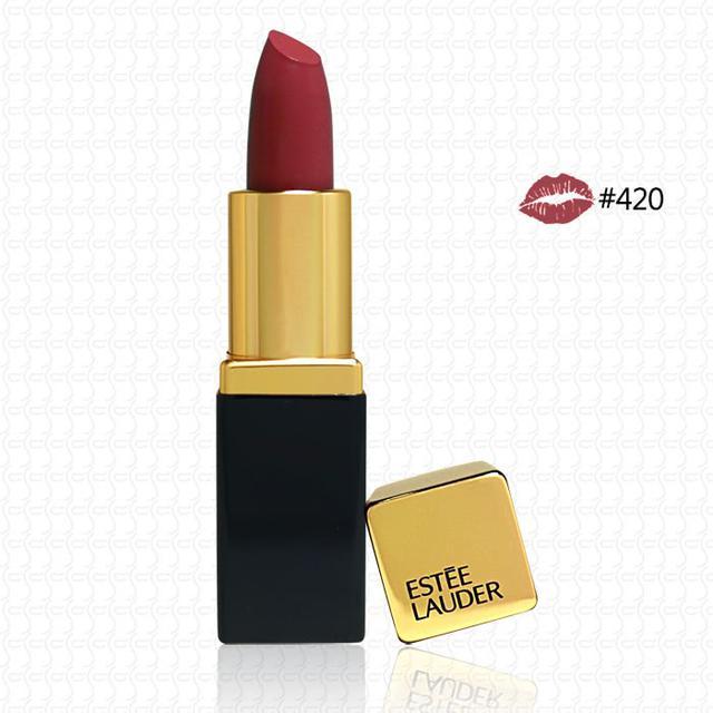 【Estee Lauder 雅詩蘭黛】絕對慾望奢華潤唇膏  1.2g (#420-公司貨)