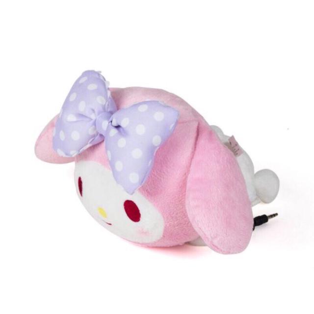 現貨 日本 正品 美樂蒂 娃娃 喇叭 播放器 擴音器