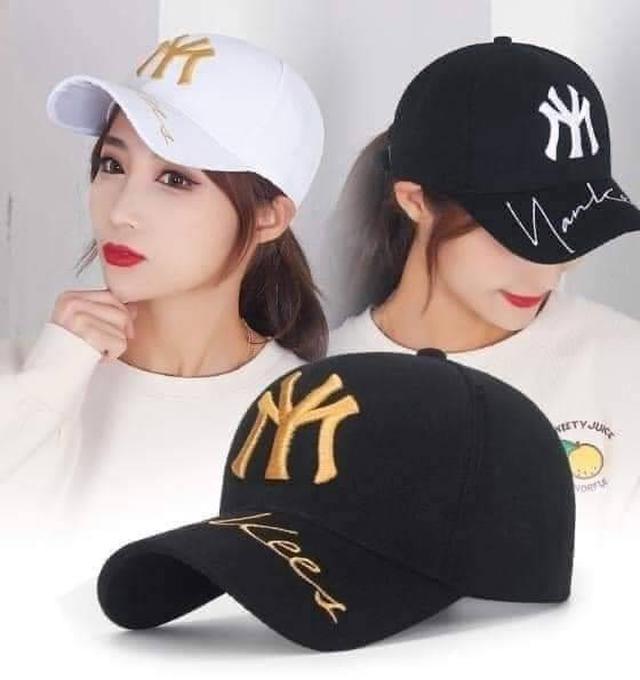 男女立體刺繡防曬鴨舌帽