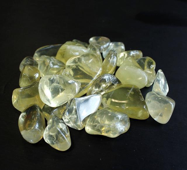 天然能量石-黃水晶(拋光打磨)