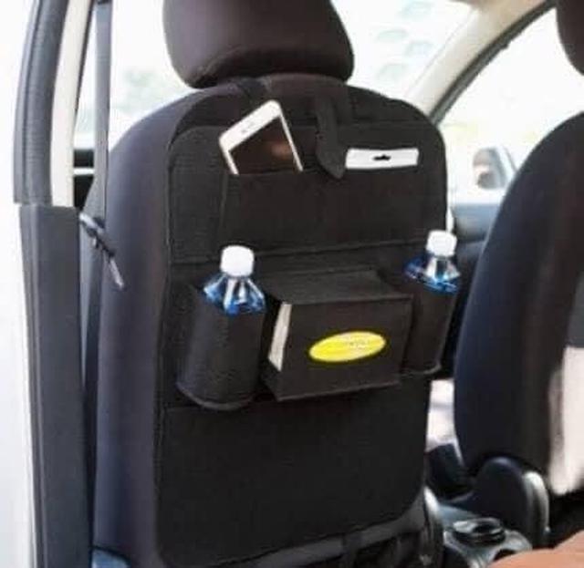 車用椅背收納袋