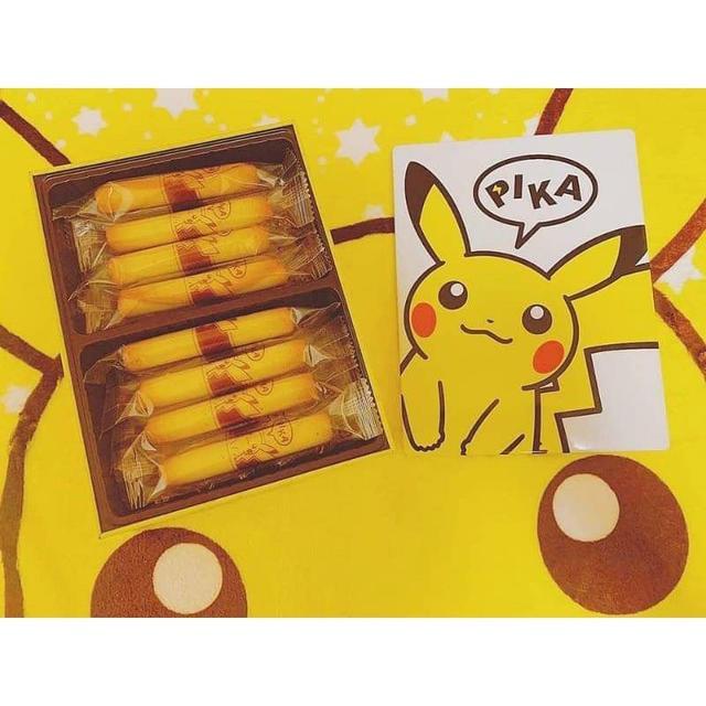 日本🇯🇵寶可夢聯名 Yoku Moku雪茄蛋捲禮盒