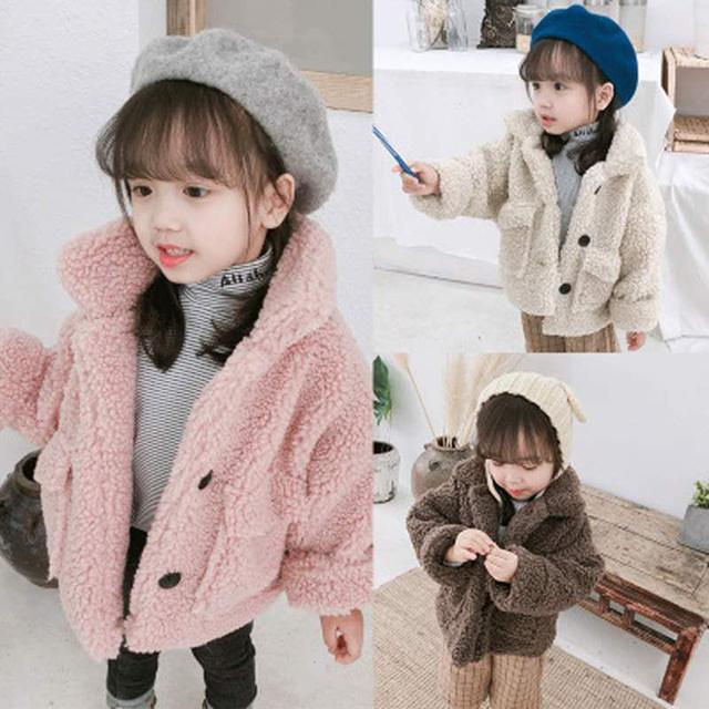 【預購】兒童百搭保暖外套