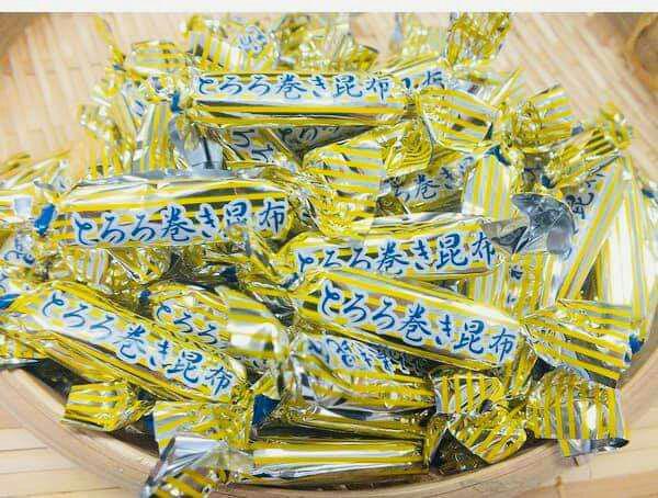 🔥🇯🇵日本🗾北海道產真昆布✨黃金昆布糖