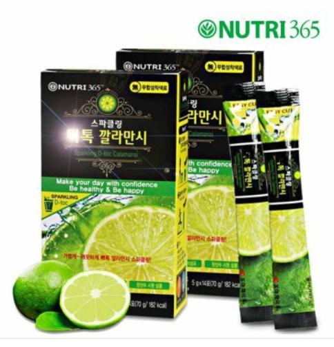 韓國Nutri 365濃縮排毒粉