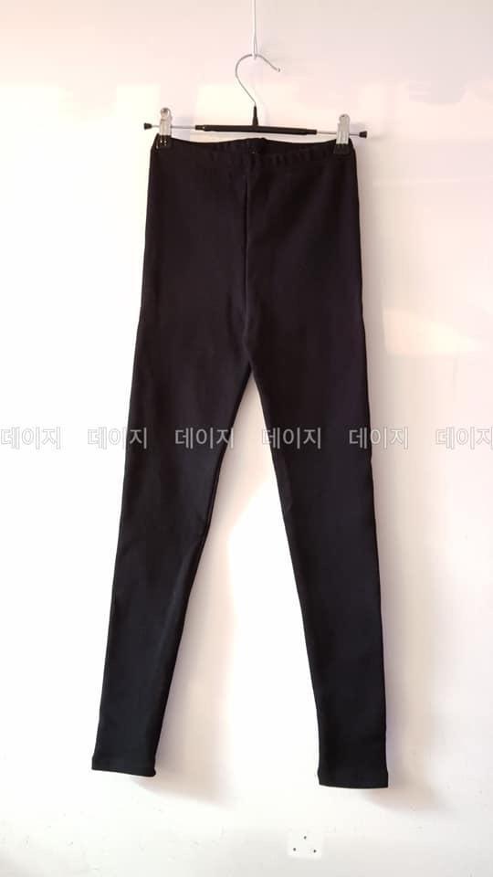 現貨在庫2214311正韓✈️🇰🇷 무지레깅스質感內搭褲