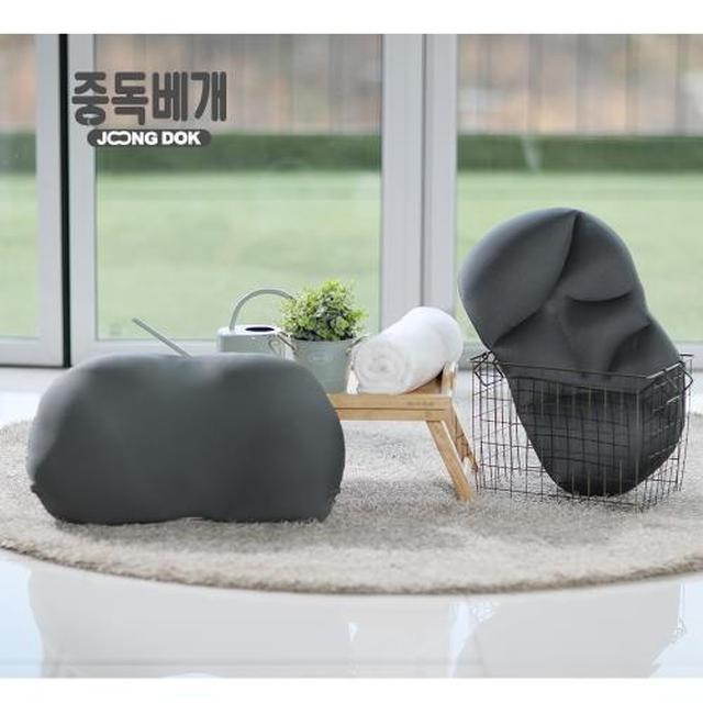徵網路代理 韓國JoongDok 可水洗昏睡枕2入組