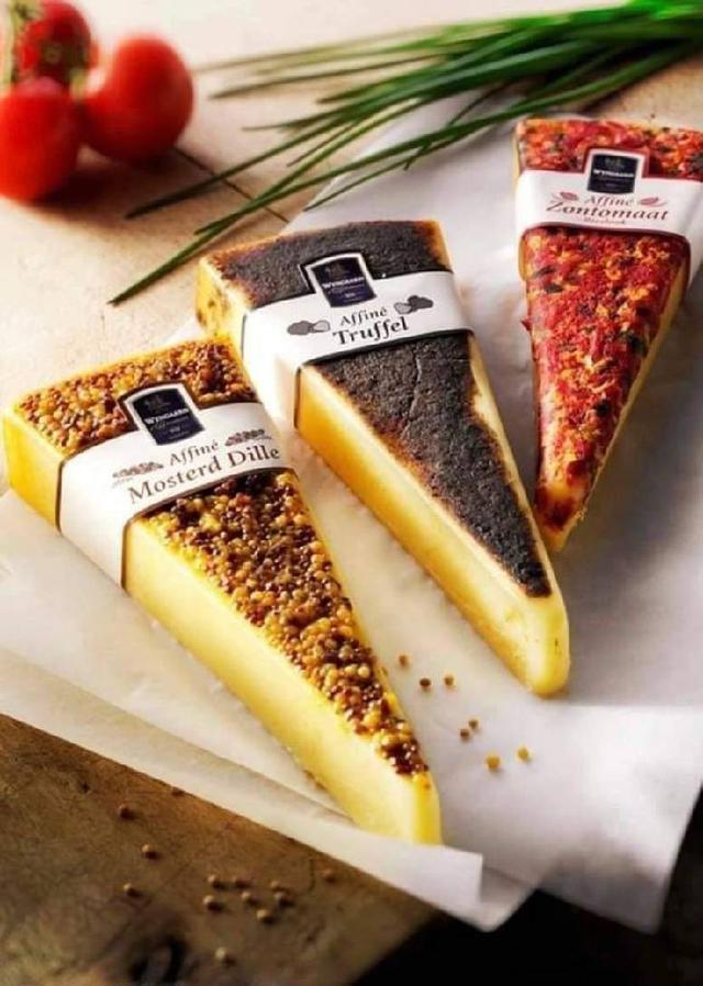 荷蘭 100%原裝進口起司 五種口味