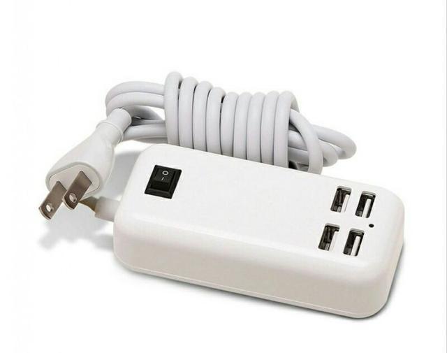 4孔USB多接口充電器