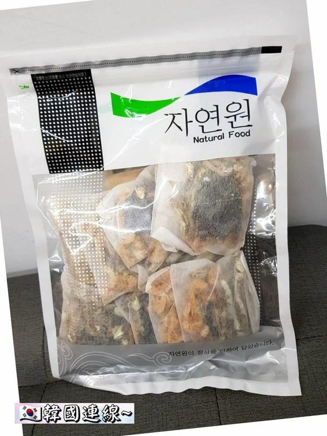 10/30收單-韓國~100%昆布海鮮高湯材料包