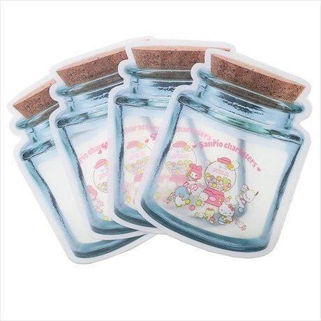 現貨 日本 正品 三麗鷗 美樂蒂 Hello Kitty  夾鏈袋